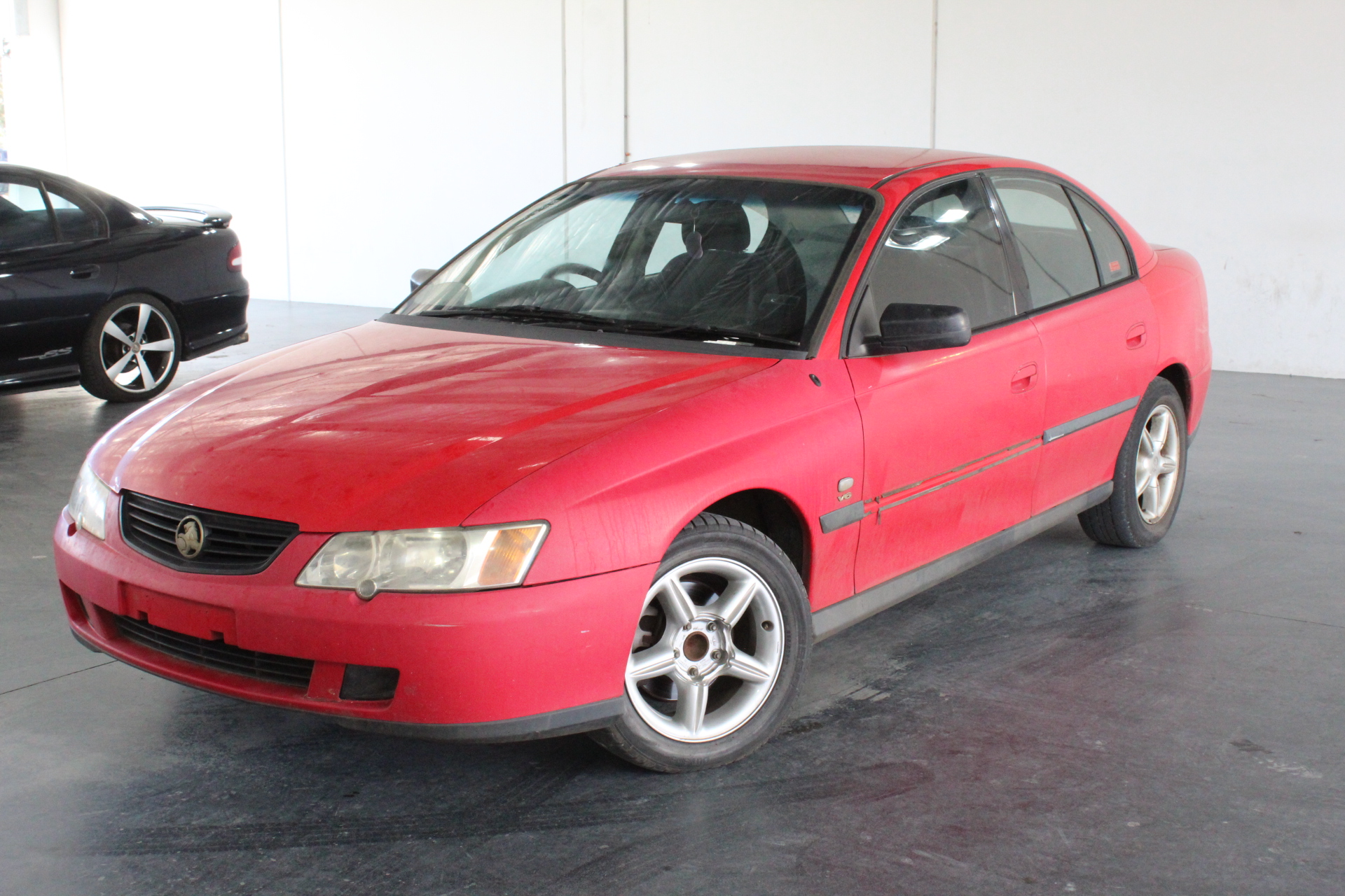 2003 Holden Commodore Executive VY Automatic Sedan