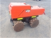 Dynapac LP8500 Twin Drum Vibrating Trench Roller