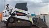 2013 Clark Bobcat T650 Tracked Skid-Steer Loader