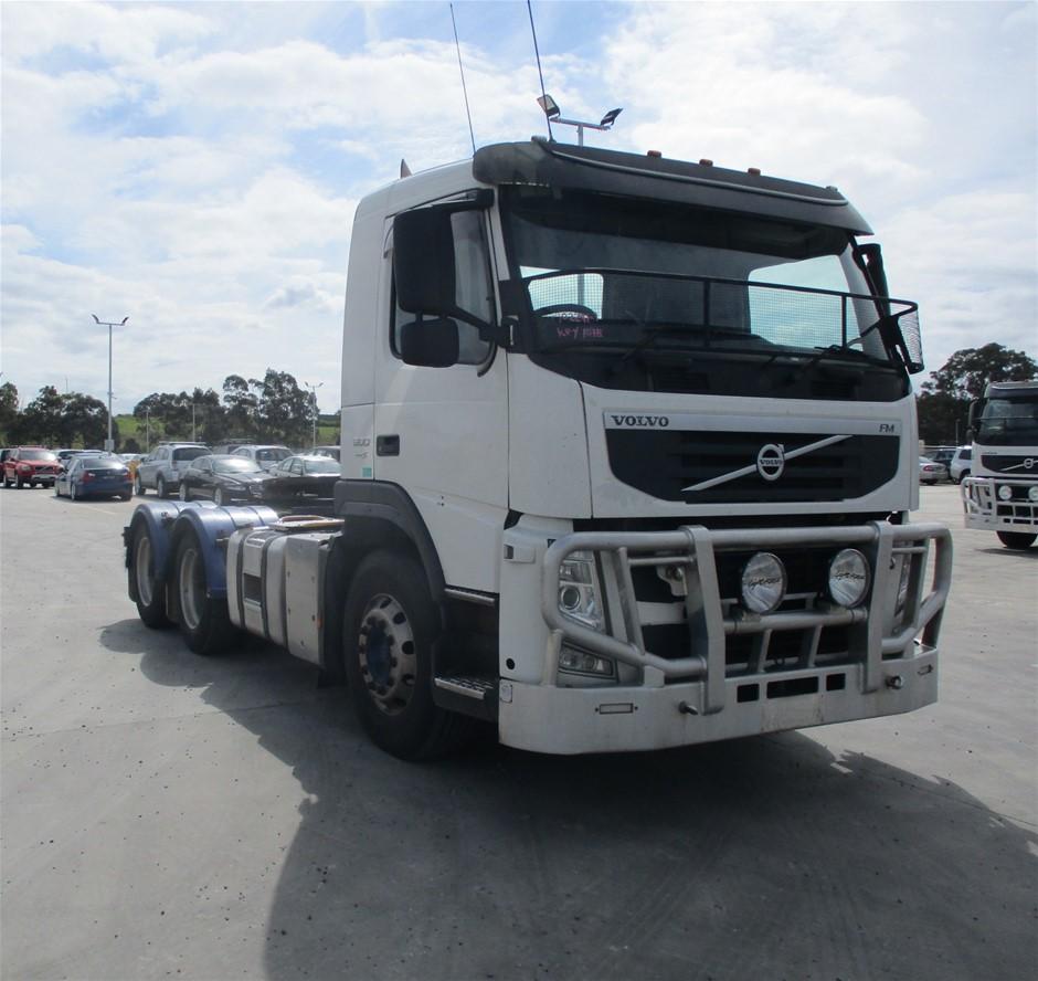 2014 Volvo FM500 Prime Mover Truck