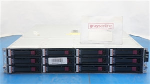 HP StorageWorks 12-Bay Disk Enclosure AG