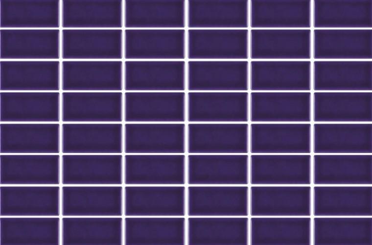 Cotto 1RM-5493 Ultramarine Mosaic 22x48mm Pool Tiles, 83.7m², 1002Kg