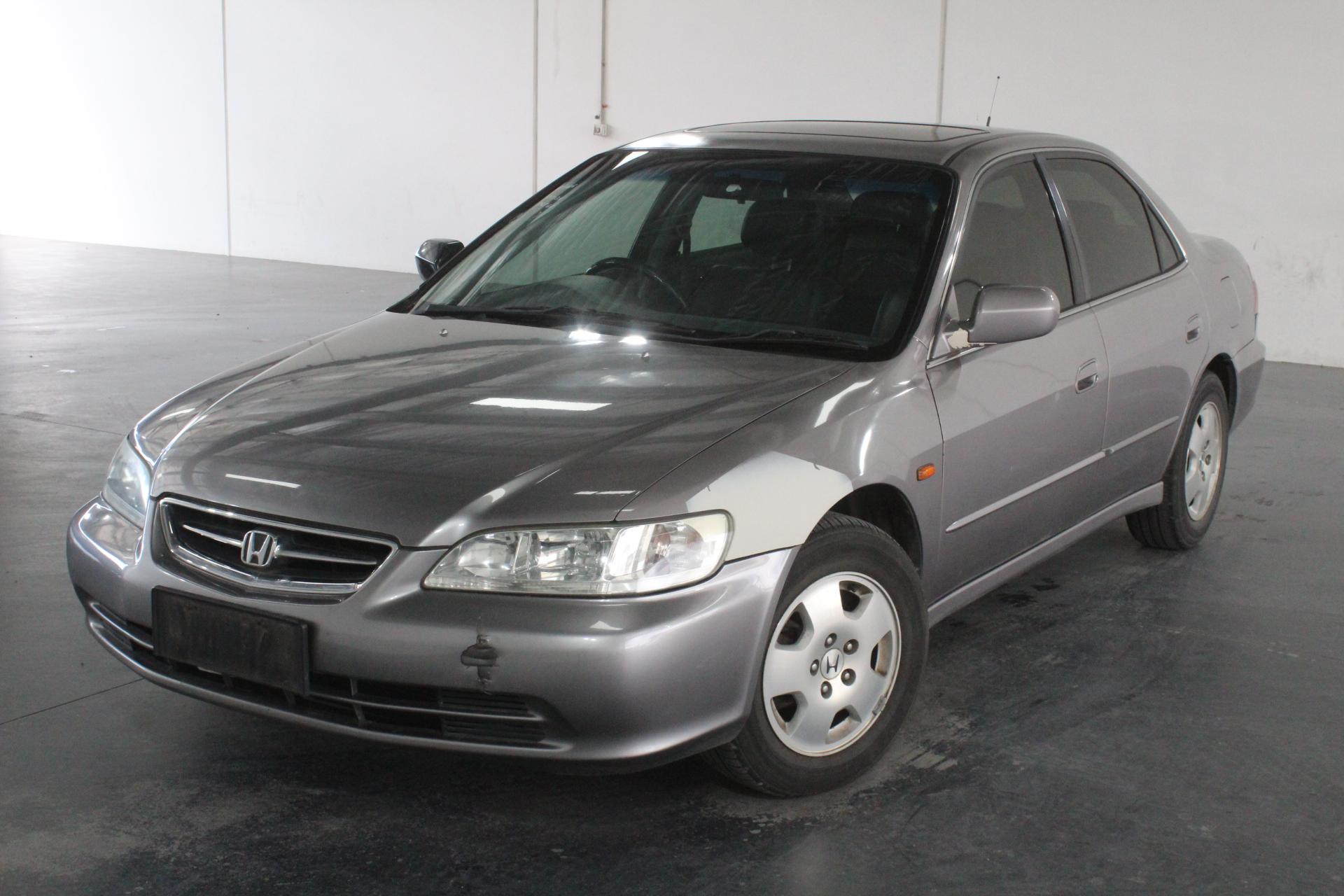 2001 Honda Accord V6-L 6th Gen Automatic Sedan