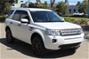 2011 Land Rover Freelander 2 SD4 HSE MY11 4WD Automatic SUV