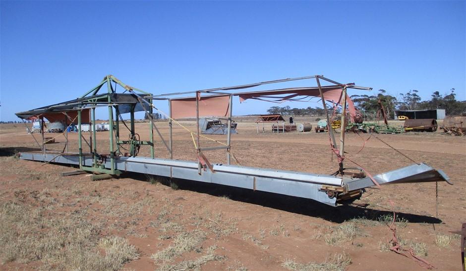 Harvest Aid Machine