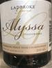Ladbroke Grove Alyssa Sparkling Pinot Noir Chardonnay (24 x 200mL)