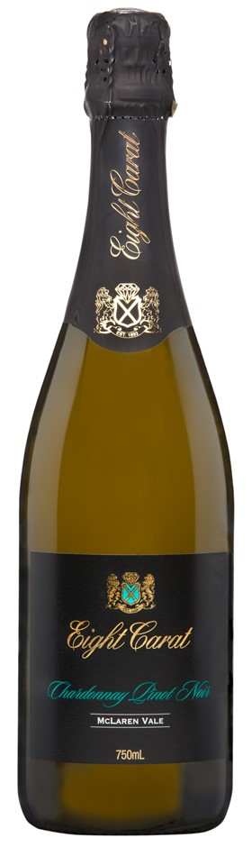Pirramimma Eight Carat Chardonnay Pinot Noir NV (12 x 750mL) SA.
