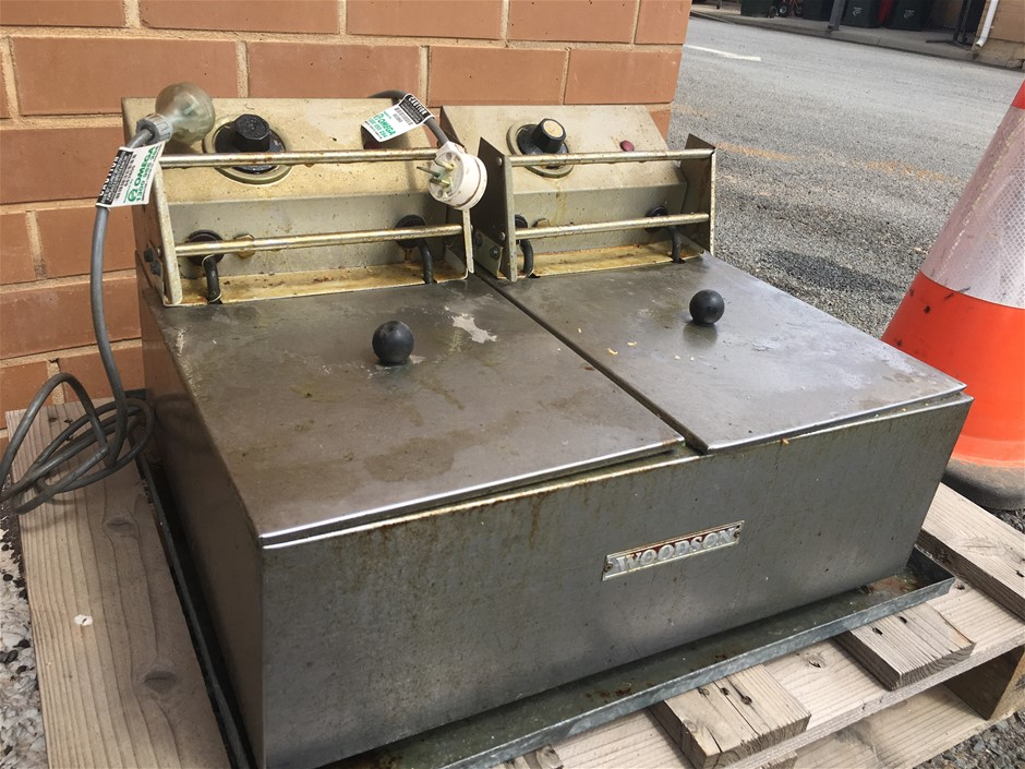 Woodson Deep Fryer