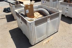 PVC Tub of 180mm(Dia) Flexible Dust Extr