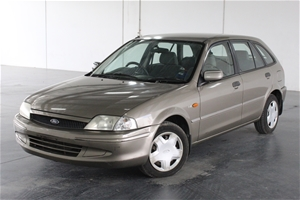 2000 Ford Laser LXi KN Automatic Hatchba