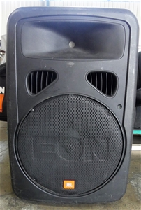 EON15 G2 Powered Speaker System