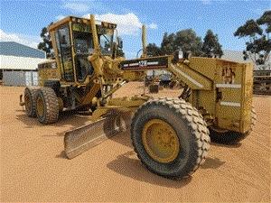 Caterpillar 12H Motor Grader