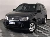 Unreserved 2007 Suzuki Grand Vitara (4x4) JT