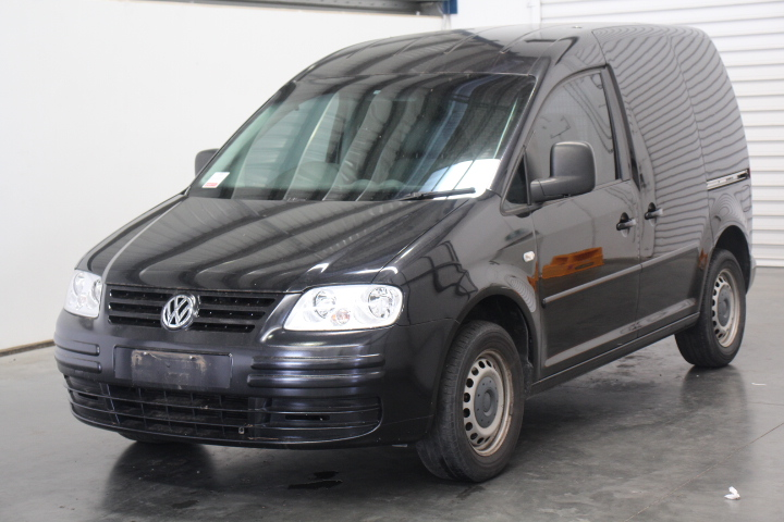 2006 Volkswagen Caddy 1.9 TDI Turbo Diesel Manual Van
