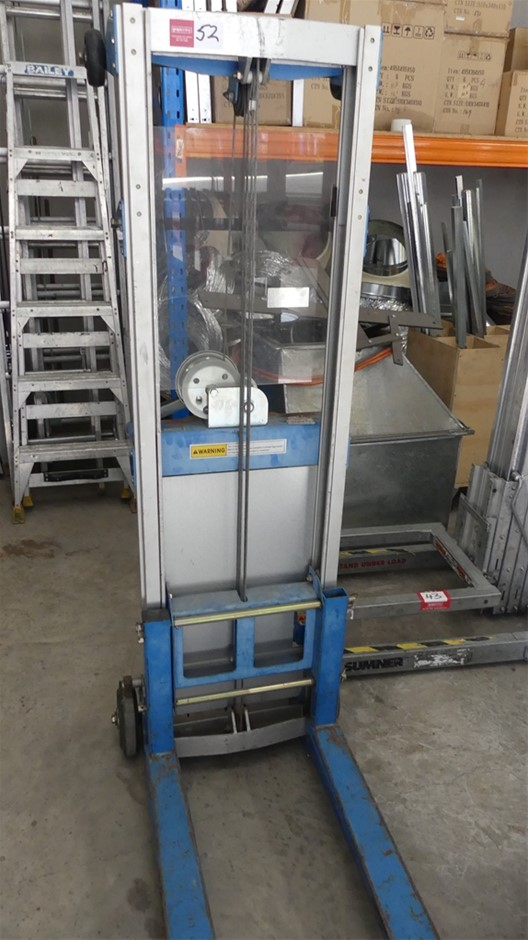 Genie Lift GL8-WFH Goods Lift
