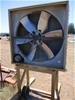 Shrouded Fan with 6 Blade: Size: 1200 (L) x 1370 (W) x 2300 (H)