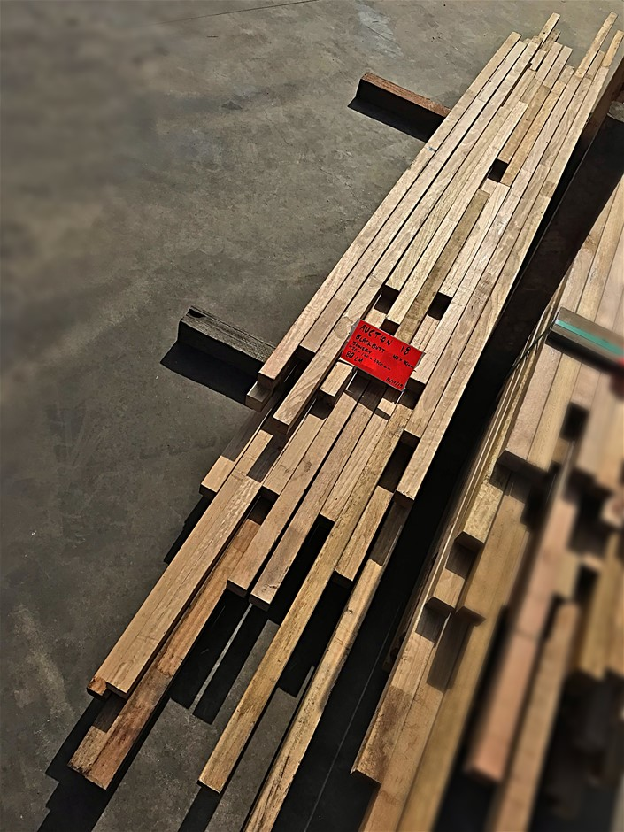 Blackbutt Joinery - 40x40mm (80 LM)