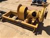 Pump Mount on Steel Fabricated Skid