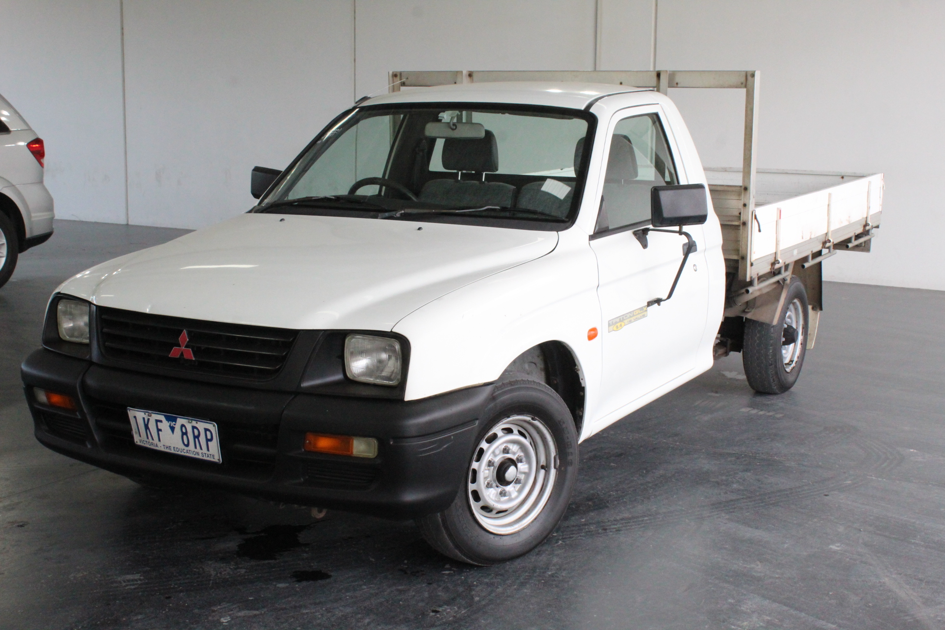 2000 Mitsubishi Triton GLX MK Manual Cab Chassis