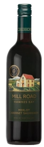Mill Road Merlot Cabernet 2014 (12 x 750