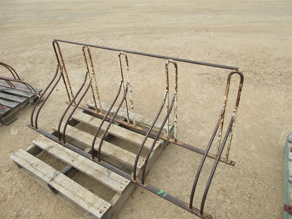 Bike Rack Metal 1700 L x 680 H
