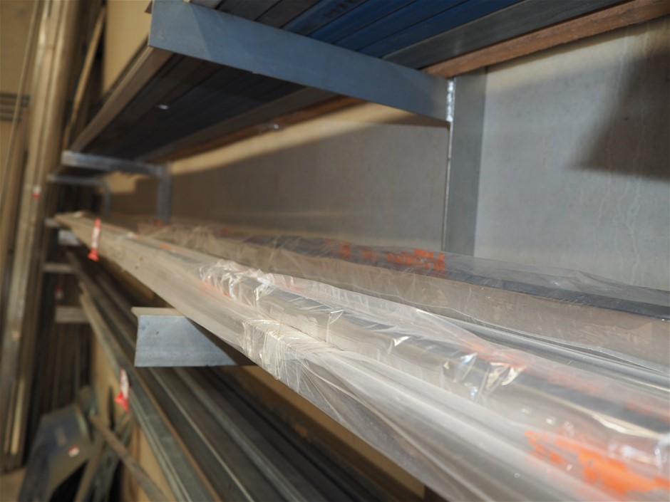 Assorted Lengths of Stainless Steel RHS