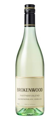 Brokenwood Partners Blend Sauvignon Blanc Semillon 2019 (12 x 750mL) NSW