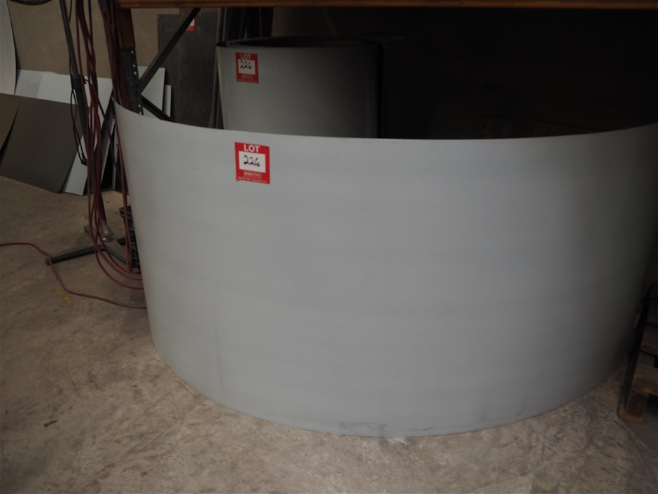 1 x Part Coil Stainless Steel Sheet
