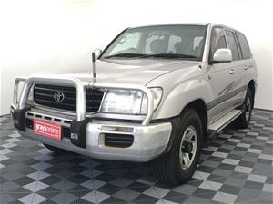 2002 Toyota Landcruiser GXL (4x4) HDJ100