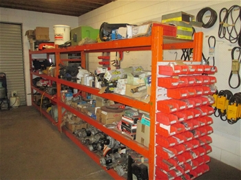 Assorted Parts & Accessories