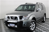 Unreserved 2008 Nissan Pathfinder Ti (4x4) R51
