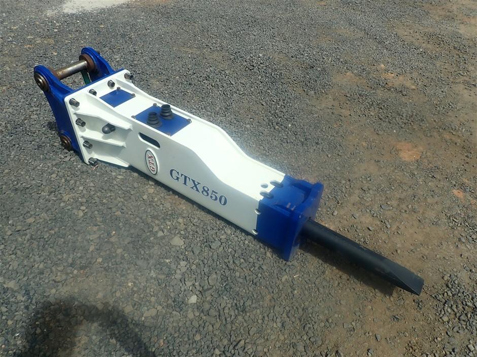 Unused GTX850 Hydraulic hammer