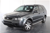 Unreserved 2008 Ford Territory TX (4x4) SY Automatic