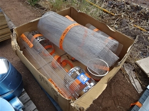 Rolls of Wire Mesh