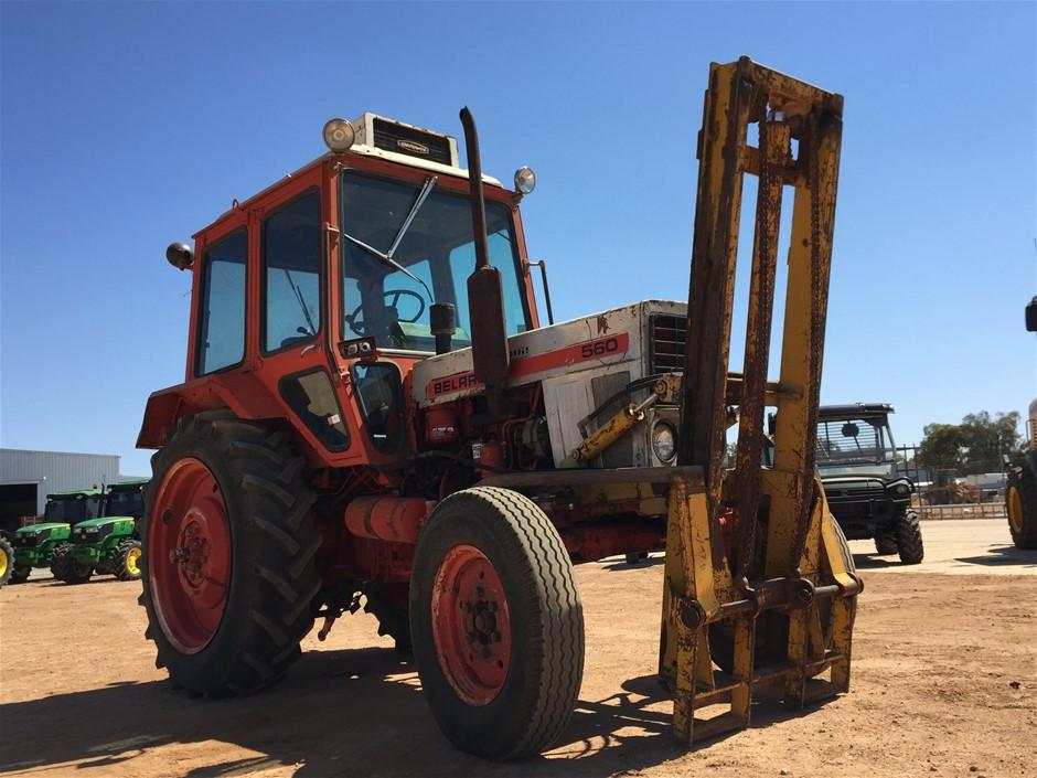 Belarus 500 Tractor