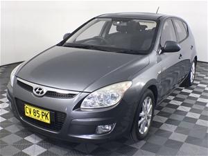 2007 Hyundai i30 SLX FD Automatic Hatchb