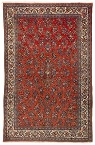 Persian Sarouk Hand Knotted 100% Wool pi