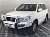 2012 Toyota Landcruiser GXL (4x4) Turbo Diesel Automatic 8 Seat Wagon