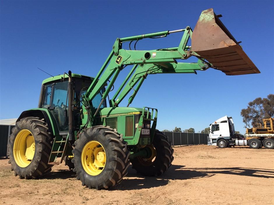 1996 John Deere 6600 Tractor
