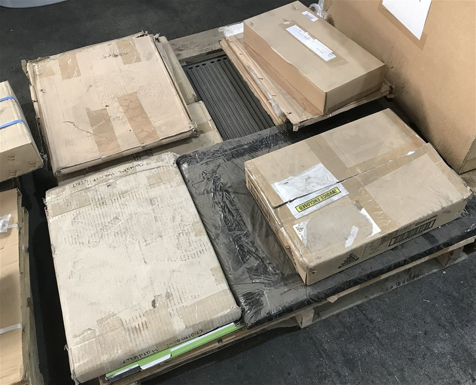 1 x Pallet Containing Approx. 13 Anatol BBQ Grill Plates