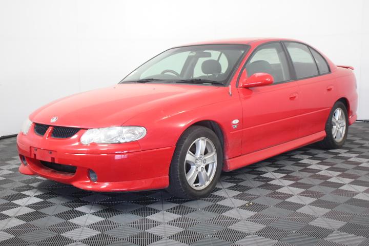 2001 Holden VX Commodore S Automatic Sedan