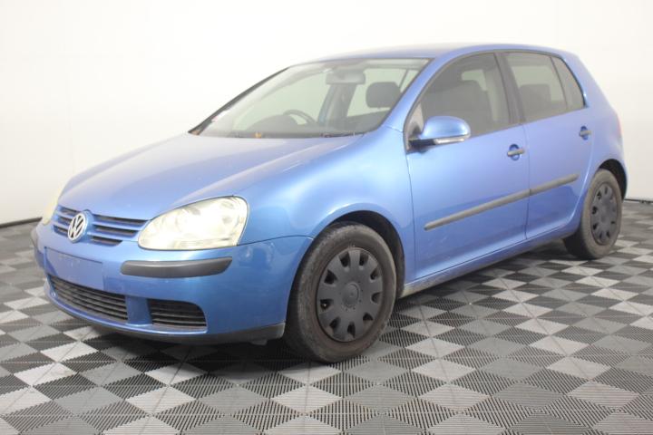 2004 Volkswagen Golf 1.6 Trendline 1k Automatic Hatchback