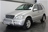 2002 Mercedes Benz ML500 Luxury (4x4) V8 Automatic Wagon