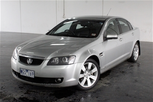 2007 Holden Calais V VE Automatic Sedan