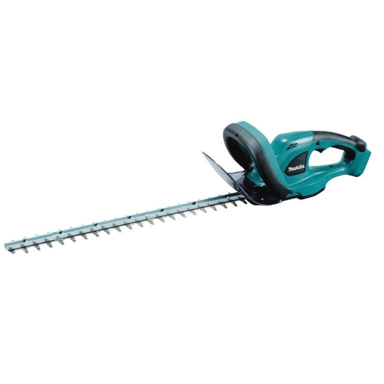 MAKITA 18V Cordless Hedge Trimmer 520mm, Two Handed Safety Switch, Skin Onl
