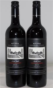 Wynns Black Label Cabernet Sauvignon 201