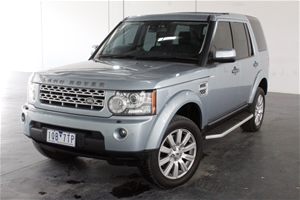 2012 Land Rover Discovery 4 3.0 SDV6 HSE