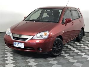 2002 Suzuki Liana Automatic Hatchback