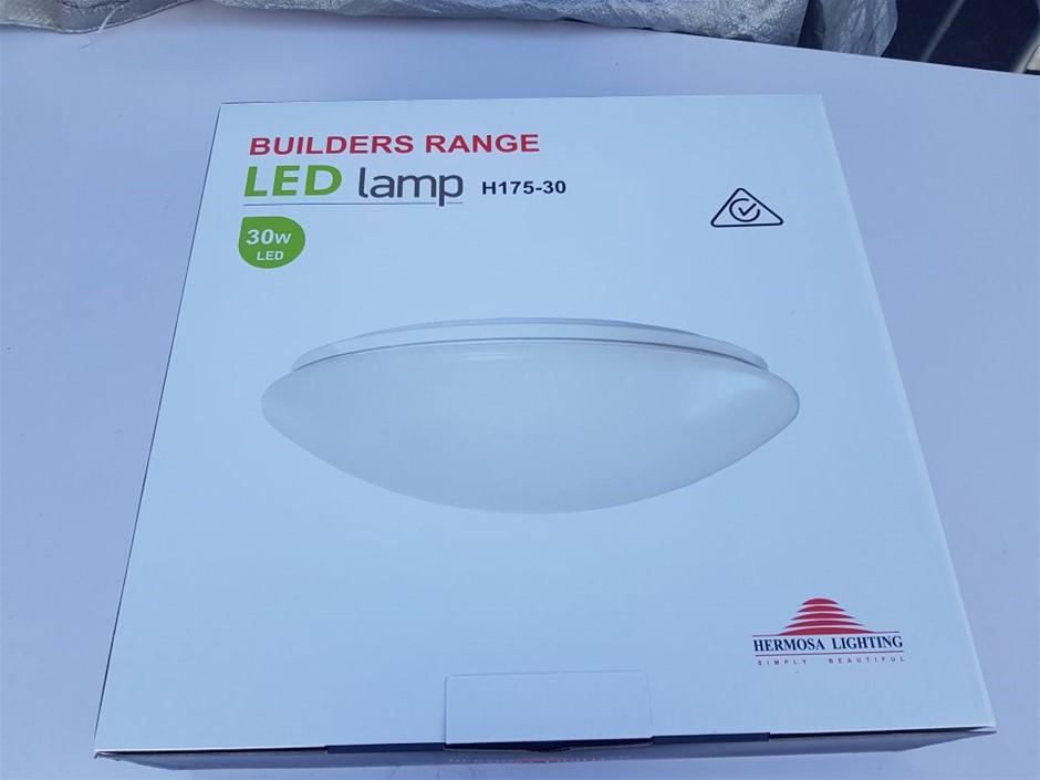 Box of LED Ceiling light , H175-30 , 6000K , Each box contain 1 unit.<l