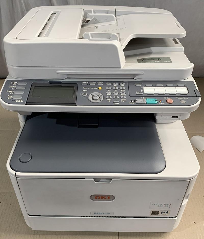 OKI ES5462w MFP - Wireless Colour Laser Printer Multifunctional Printer